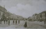 A város főterének egy része (1901)